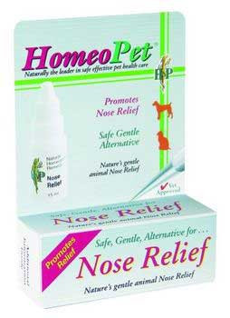Tomlyn Homeopet Nose Relief Multi Species 1.6 Oz.