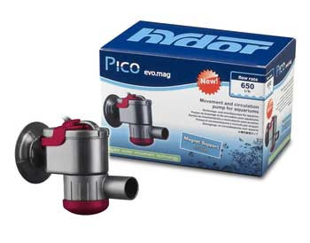 Hydor Koralia Pico Evo.mag Circulation Pump 180gph 4w