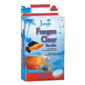 Jungle Fungus Clear T/b 8 Tab-89795