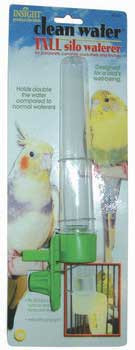 JW Insight Silo Bird Waterer Tall
