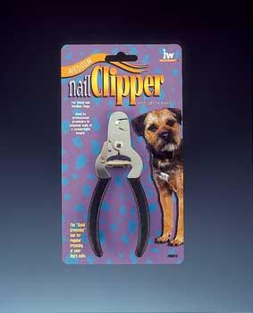 JW Pet Company Gripsoft Medium Nail Clipper Scissors