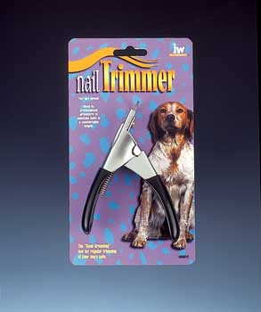 JW Pet Company Gripsoft Nail Trimmer Guillotine