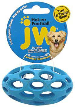 JW Pet Hol-ee Football Mini