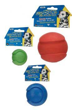 JW Pet Isqueak Bouncin' Baseball Large