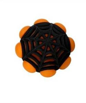 JW Pet Company Arachnoid Ball Medium