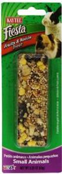 Kaytee Fiesta Fruit/raisn Small Animal Stick 2.25oz