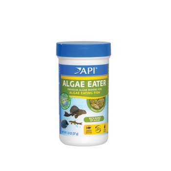 Aquarium Pharmaceuticals Api Algae Eater Algae Wafer 1.3 Oz