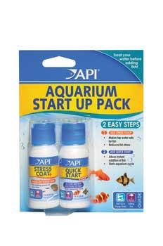 Aquarium Pharmaceuticals Aquarium Start Up Pack 2 Pc.