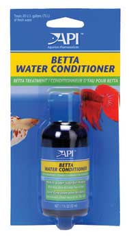 Aquarium Pharmaceuticals Api Betta Water Conditioner 1.7 Oz.