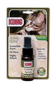 Kong Natural Catnip Spray