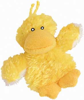 Kong Unstuffed Duck With Squeaker X-small