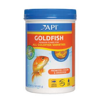 Aquarium Pharmaceuticals Api Goldfish Flake 5.7 Oz