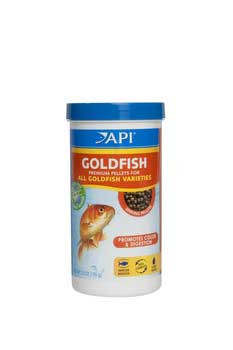 Aquarium Pharmaceuticals Api Goldfish Pellet 7.0 Oz