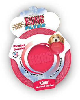Kong Flyer Red Large