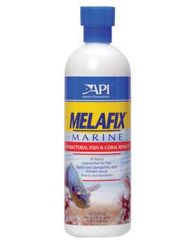 Aquarium Pharmaceuticals Melafix Marine 16 Oz.