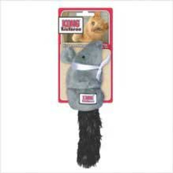 Kong Plush Kickeroo Mouse Cat Toy