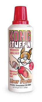 Kong Stuff'n Liver Recipe Easy Treat Paste