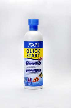 Aquarium Pharmaceuticals Quick Start Aquarium Cycler 16 Oz.