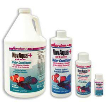 Kordon Novaqua Plus Water Conditioner & Dechlorinator 1oz