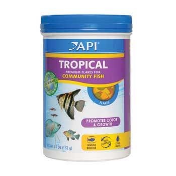 Aquarium Pharmaceuticals Api Tropical Flake 5.7 Oz