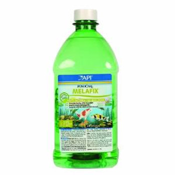 Aquarium Pharmaceuticals Pondcare Melafix Liquid Remedy 2 Liter