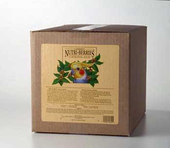Lafeber Nutri-berries Classic Cockatiel 20lb