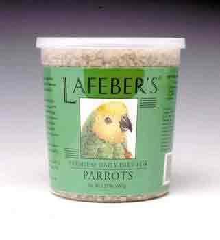 Lafeber Premium Diet Parrot Pellets Parrot 1.25lb
