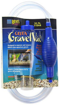 "Lee's Squeeze-Bulb Ultra Gvc 2""X10"" Lee's Gravel Vac"