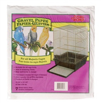 Lw Gravel Paper Rect. 15.75 X 15.5 {requires 3-7 Days before shipping out}