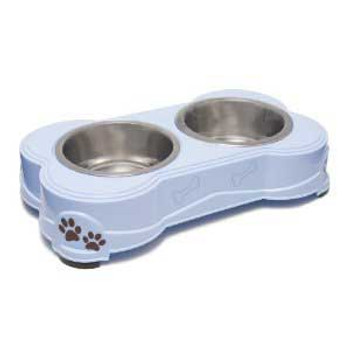 Loving Pets Dolce Double Diner Murano Qt.