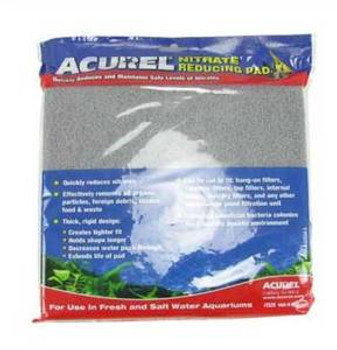 Acurel Loving Pets Nitrate Remover Infused Media Pad 10 X 18""