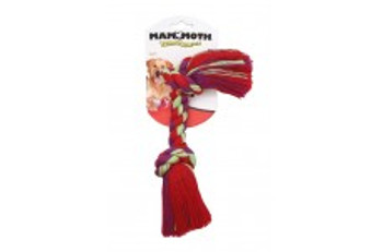 """Mammoth 16"""" Extra Large Color Rope Bone"""