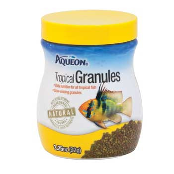 Aqueon Tropical Granules 3.25oz