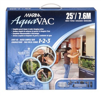 Marina Aquavac H2o Changer 25ft Hose {requires 3-7 Days before shipping out}