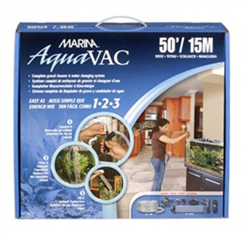 Marina Aquavac H2o Changer 50ft Hose {requires 3-7 Days before shipping out}