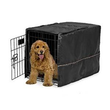 Midwest Crate Cover Fits 30in Bk-73765