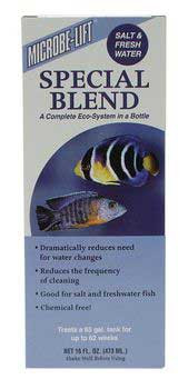 Ecological Labs Microbe-lift Special Blend 8.5 Oz. Aquarium