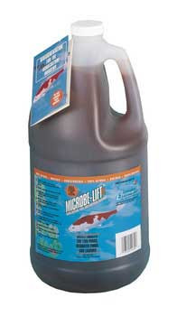 Ecological Labs Microbe-lift Pl Bacterial Water Conditioner Gallon