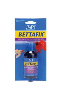 Aquarium Pharmaceuticals Splendid Betta Bettafix Remedy 1.7 Oz.