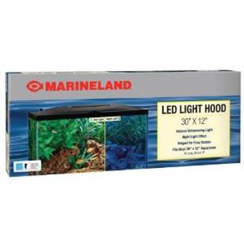 Marineland Led Light Hood 30x12