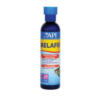 Aquarium Pharmaceuticals Melafix Liquid Remedy 8 Oz.