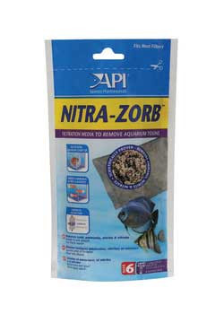 Aquarium Pharmaceuticals Nitra-zorb For Freshwater 7.4 Oz.