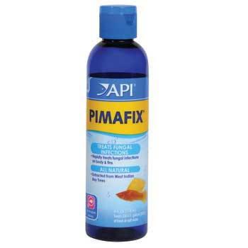 Aquarium Pharmaceuticals Pimafix Liquid Remedy 4 Oz.