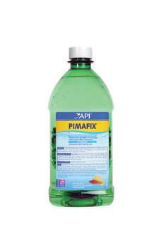 Aquarium Pharmaceuticals Pimafix Liquid Remedy 64 Oz.