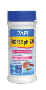 Aquarium Pharmaceuticals Proper Ph 7.0 250 Gm (treats 200 Gallon)
