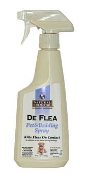 Natural Chemistry Deflea Pet/area Spray 16.9 Oz.