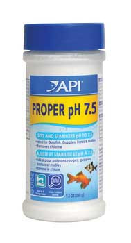 Aquarium Pharmaceuticals Proper Ph 7.5 260 Gm (treats 200 Gallon)