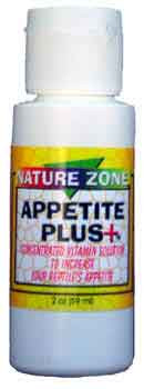 Nature Zone Appetite Plus 1.7 Oz.