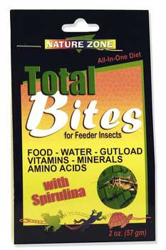 Nature Zone Cricket Total Bites 2 Oz. (snack Pack)