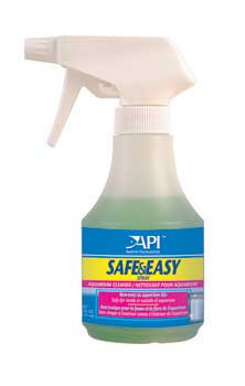 Aquarium Pharmaceuticals Safe & Easy Aquarium Cleaner 8 Oz.